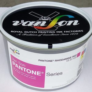 Pantone Rhodamine Red(1 x 1 kg) , svjetlostalnost 4, Royal Dutch Van Son