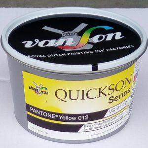 Pantone Yellow (1 x 1 kg), svjetlostalnost 5, Royal Dutch Van Son