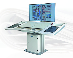 WAN IFRA EAE Desk 7 s integriranim IDS-3D sustavom (colour density control)
