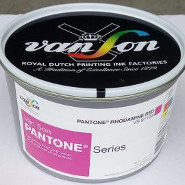 Pantone Rhodamine Red(1 x 1 kg) , svjetlostalnost 4, Royal Dutch Van Son